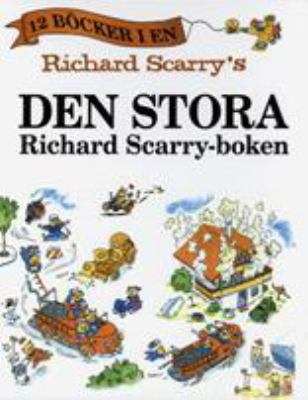Richard Scarrys Den stora Richard Scarry-boken